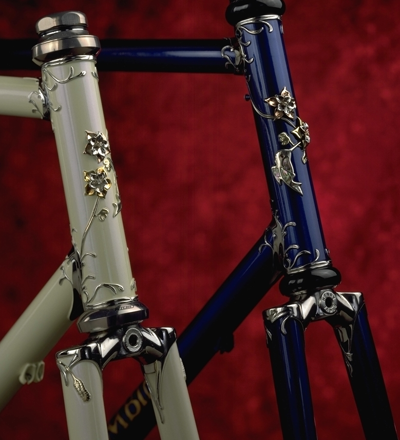 Columbine Cycle Works: Our Bicycles